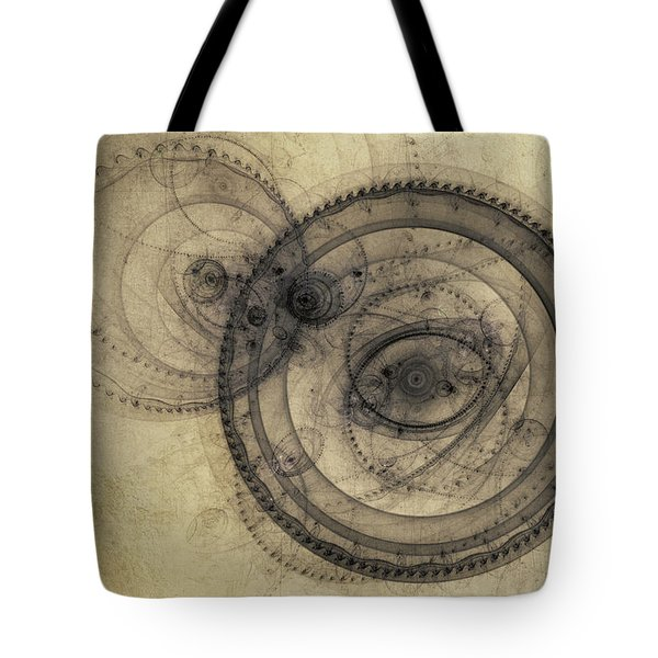 Dust Off The Clock Tote Bag