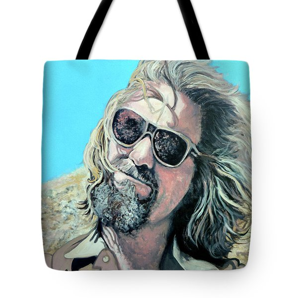 Dusted By Donny Tote Bag