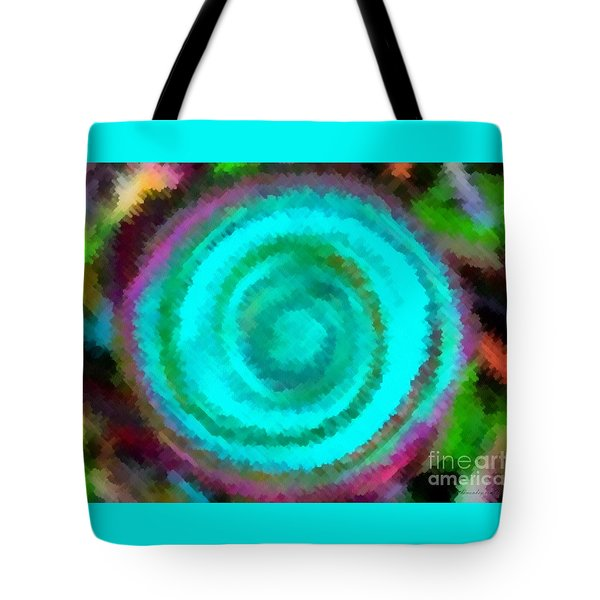 Tote Bag featuring the painting Dusted by Catherine Lott
