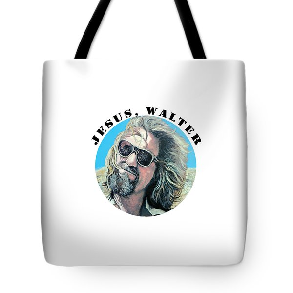 Tote Bag featuring the painting Dusted by Tom Roderick