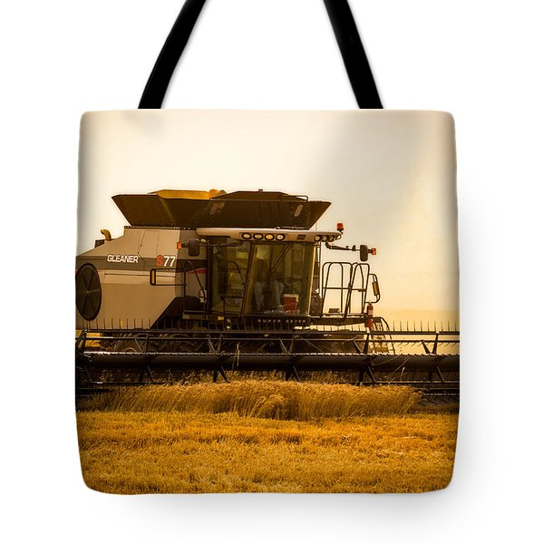 Dusty Harvest Tote Bag