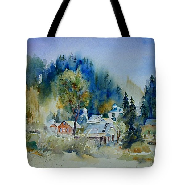 Dutch Flat Hamlet #2 Tote Bag