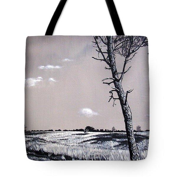 Dutch Heathland Tote Bag