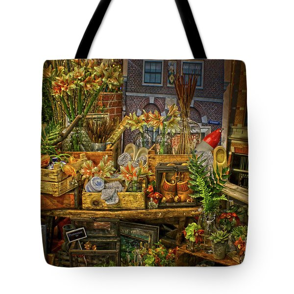 Dutch Shop Tote Bag