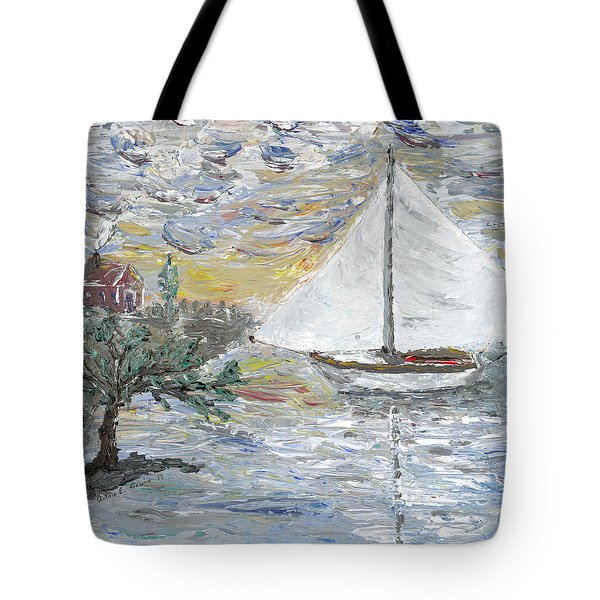 Dutch Shore Tote Bag