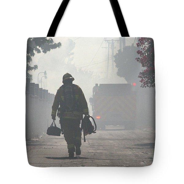 Duty Calls Tote Bag