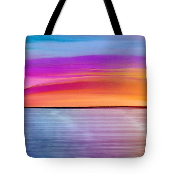 Dwindle By Day Tote Bag