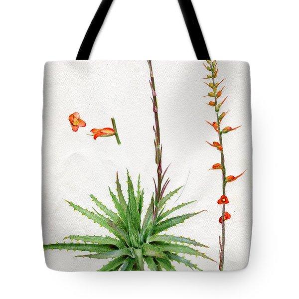 Dyckia Platyphylla Tote Bag