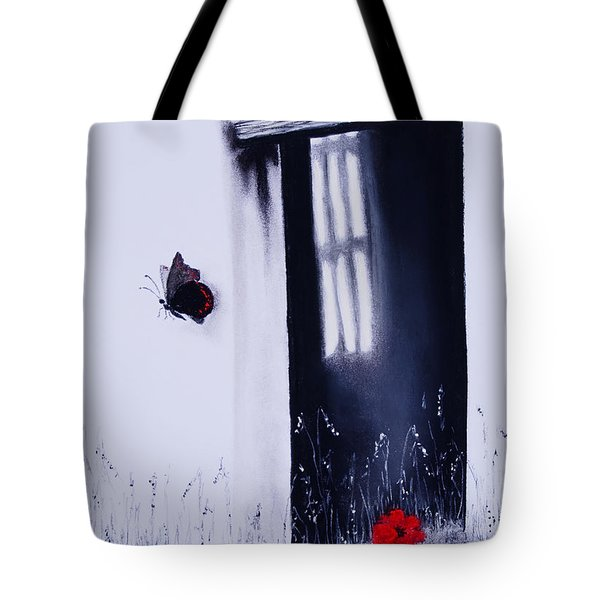 Dying Is Easy Tote Bag