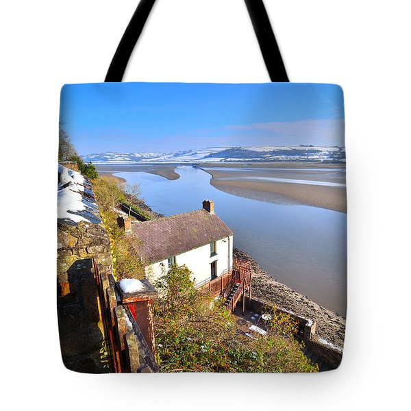 Dylan Thomas Boathouse 2 Tote Bag