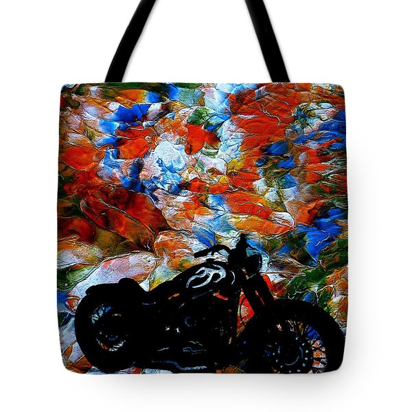 Dyna-might Tote Bag