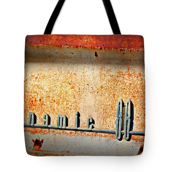 Dynamic Decay  Tote Bag