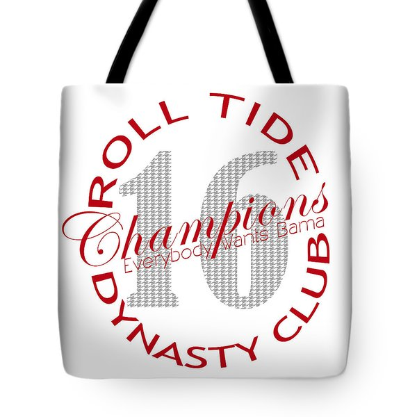 Tote Bag featuring the digital art Dynasty Club by Greg Sharpe