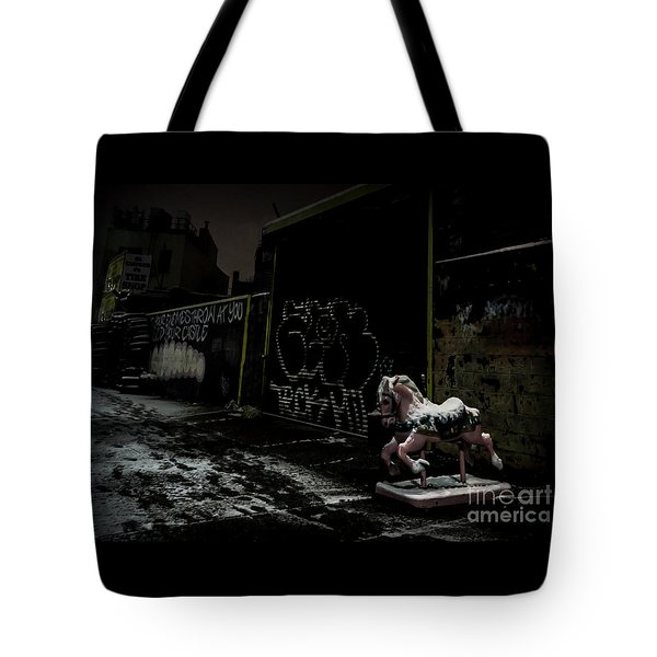 Dystopian Playground 1 Tote Bag