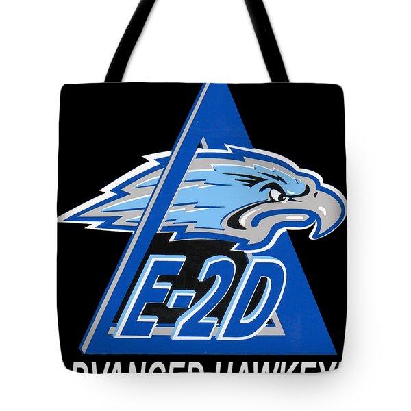 E-2d Advanced Hawkeye Tote Bag