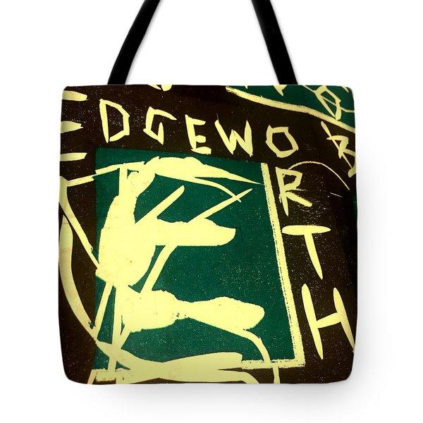 E Cd Cover Art Tote Bag