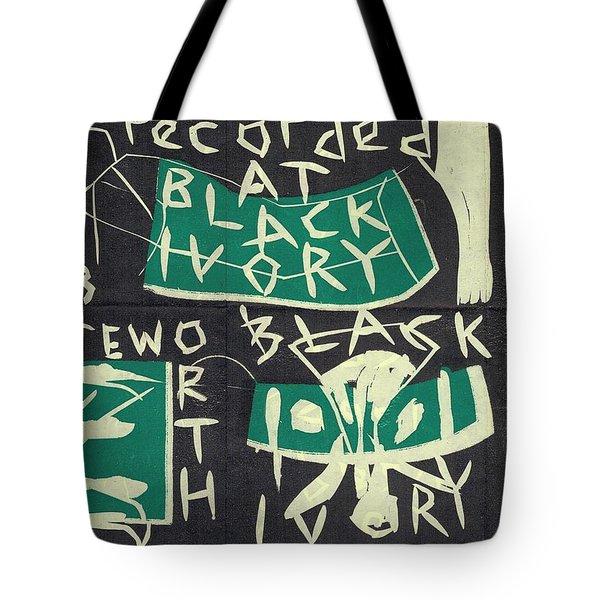 E Cd Main Tote Bag