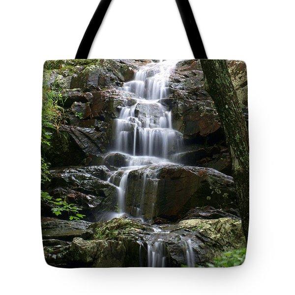 E Falls Tote Bag