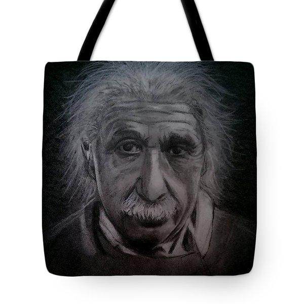 E Mc2 Tote Bag