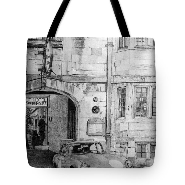 Old And Older Tote Bag
