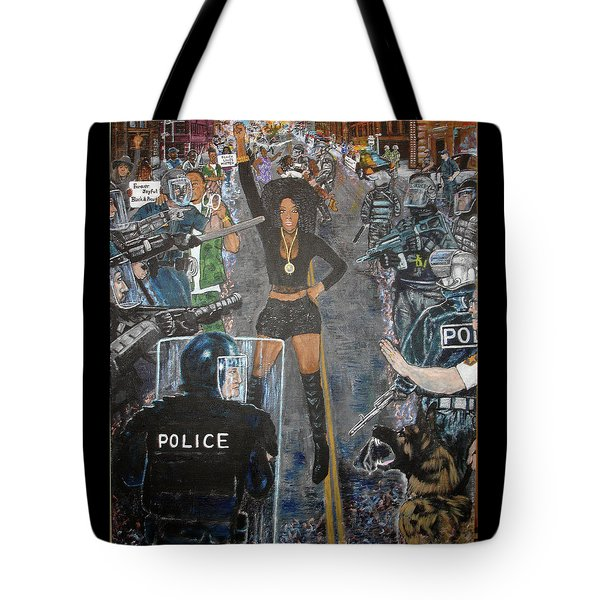 E-volution Tote Bag