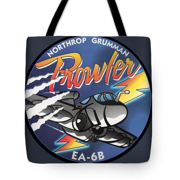 Ea-6b Prowler Tote Bag