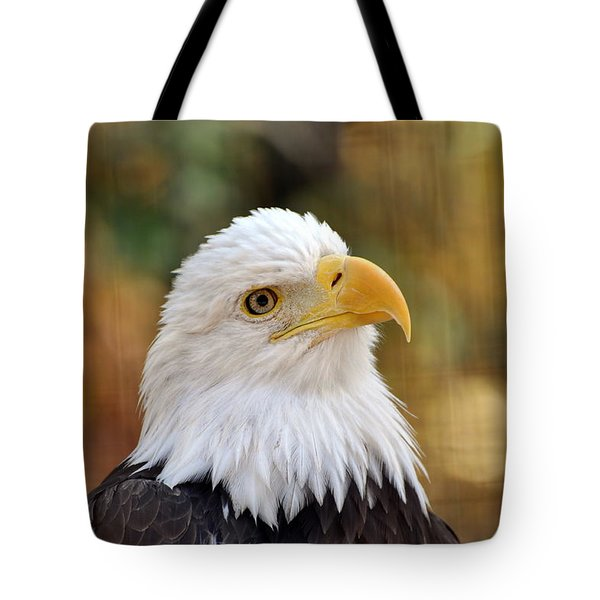 Eagle 9 Tote Bag by Marty Koch