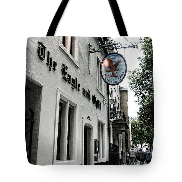 Eagle And Child Pub - Oxford Tote Bag