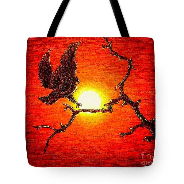 Eagle B2 Tote Bag