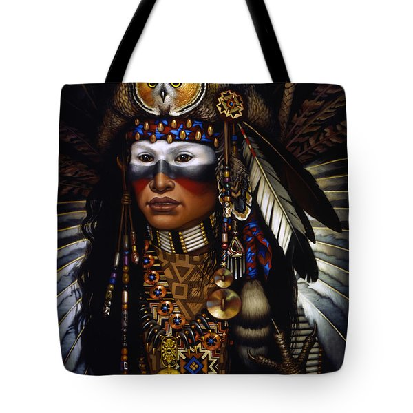 Eagle Claw Tote Bag
