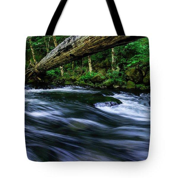 Eagle Creek Rapids Tote Bag