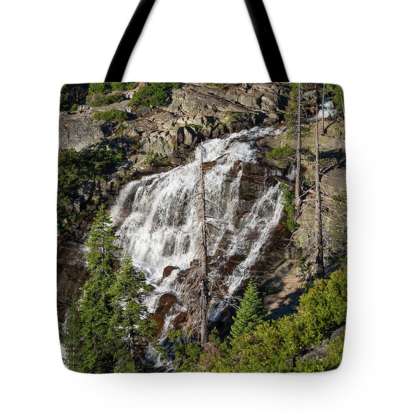 Eagle Falls Tote Bag