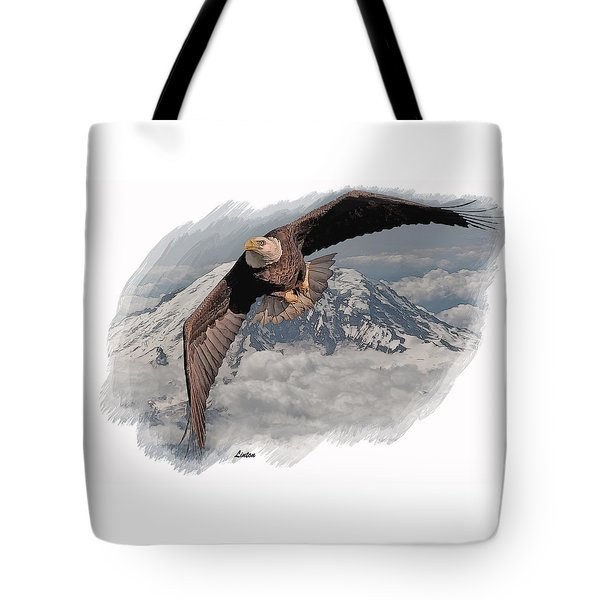 Eagle Flight 6 Tote Bag