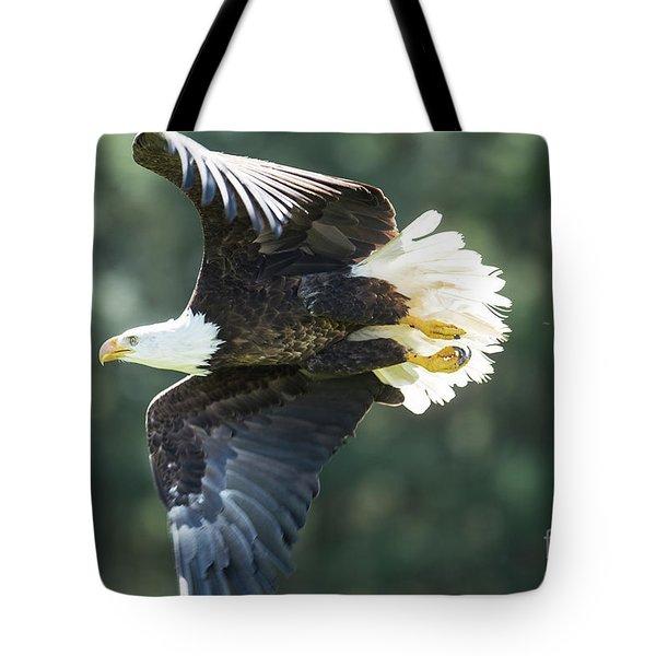 Eagle Flying 3005 Tote Bag