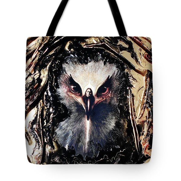 Eagle Healer Tote Bag