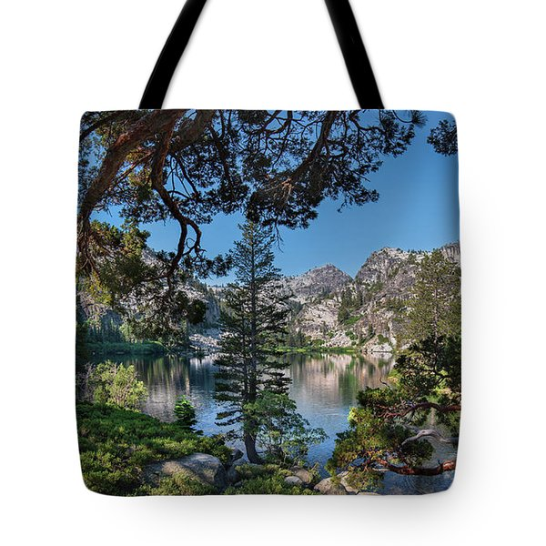 Eagle Lake - 2 Tote Bag
