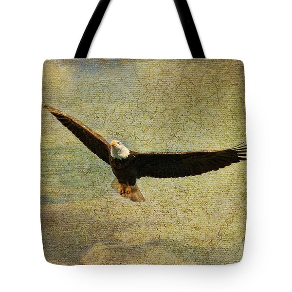 Eagle Medicine Tote Bag