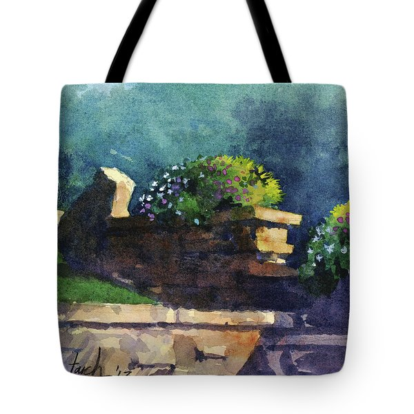 Eagle Point Planter Tote Bag