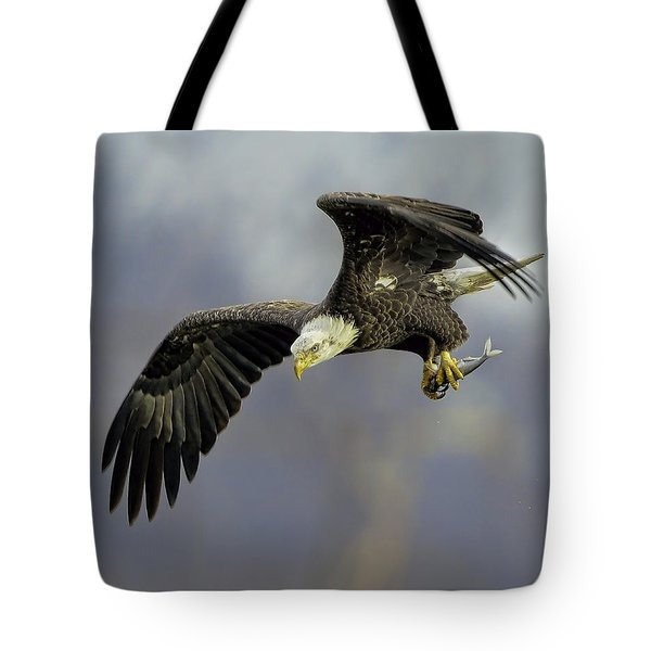Eagle Power Dive Tote Bag
