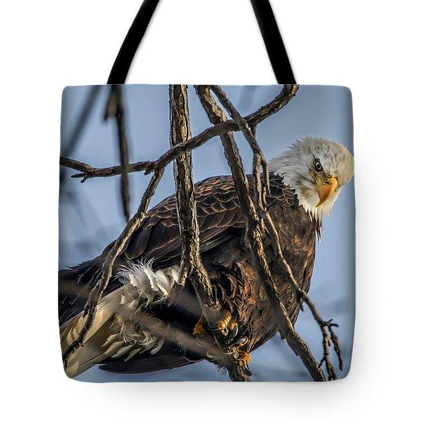 Eagle Power Tote Bag