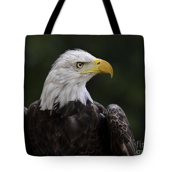 Eagle Profile 2 Tote Bag