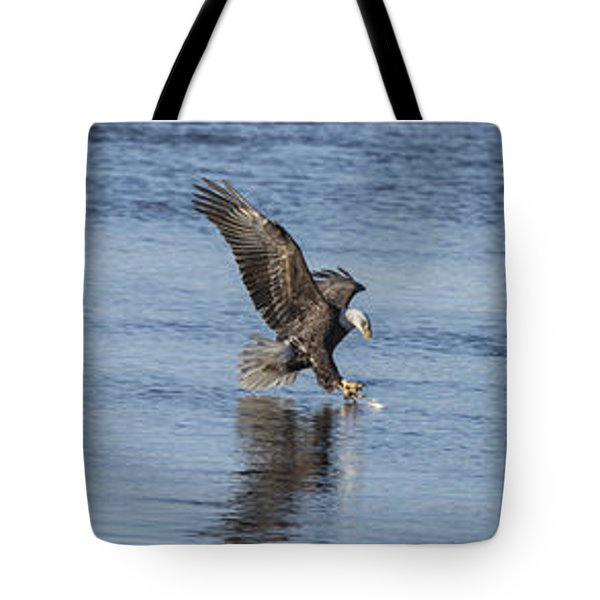 Eagle Triptych 2016-2 Tote Bag