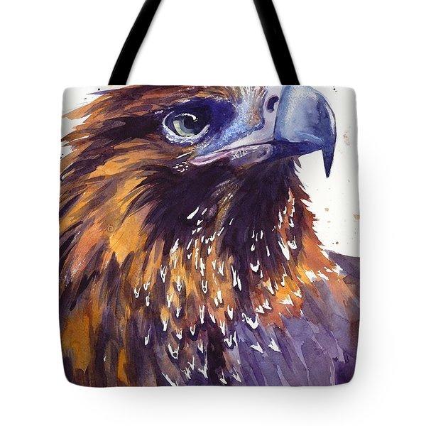 Eagle's Head Tote Bag