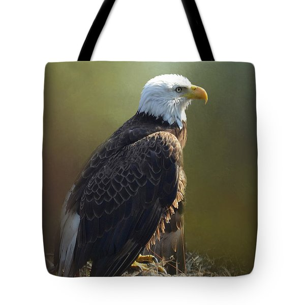 Eagles Rest Ministries Tote Bag