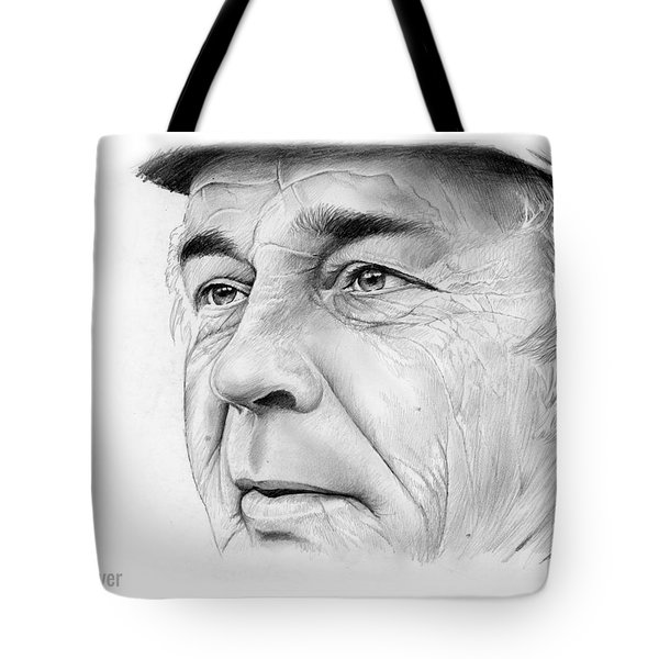 Earl Weaver Tote Bag by Greg Joens