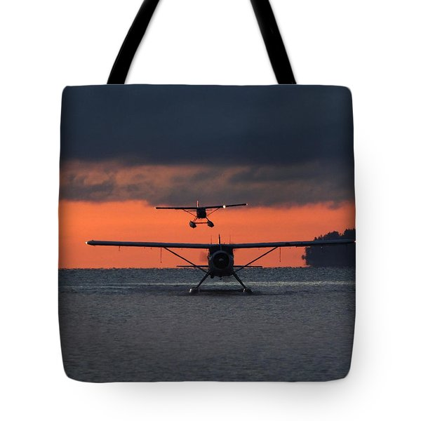 Early Arrivals Tote Bag