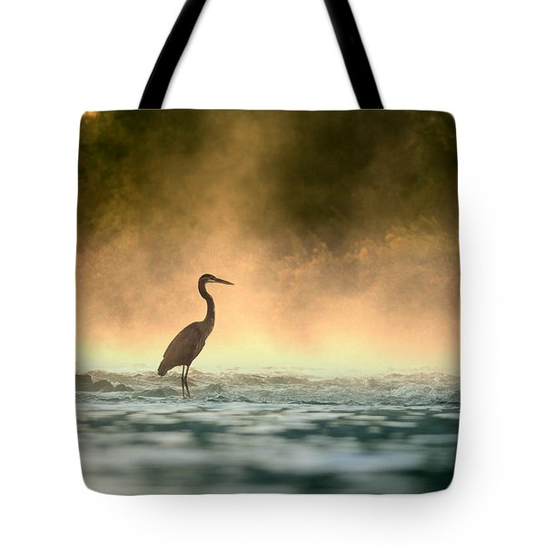 Early Bird Tote Bag by Rob Blair