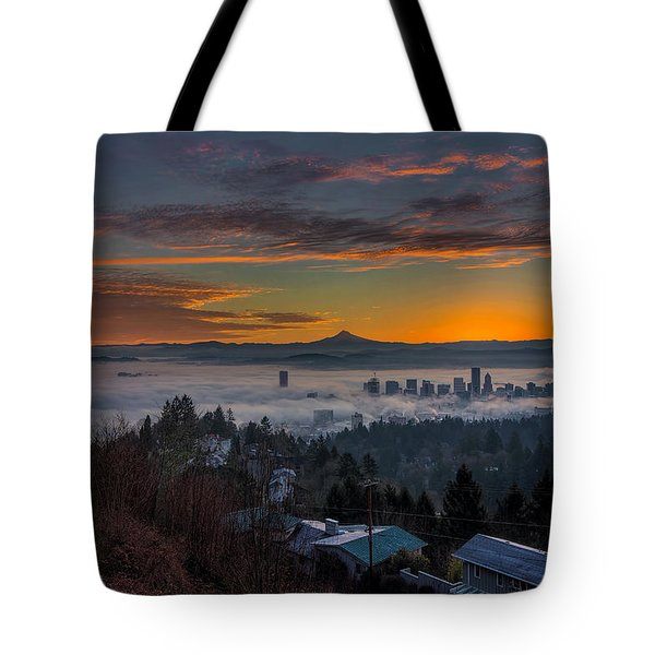 Early Bird Special Tote Bag by David Gn