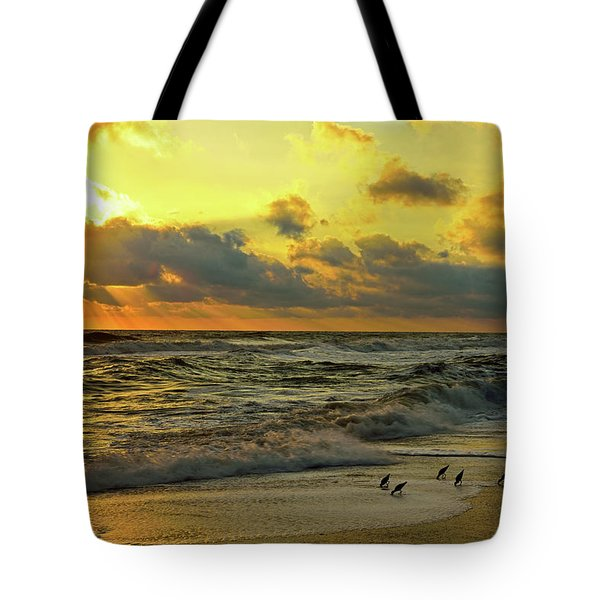 Early Bird Special Tote Bag