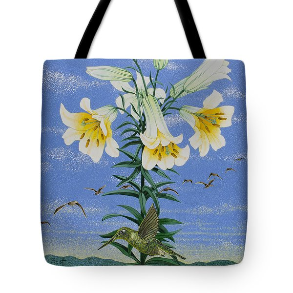 Early Birds Tote Bag